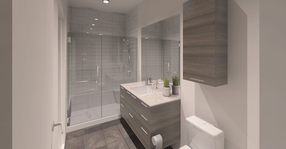Bathroom New Homes For Sale Kensington New Condos For